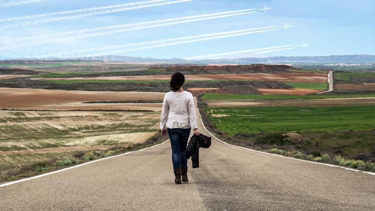 Area Woman To Film Her Harrowing Journey Across Kansas