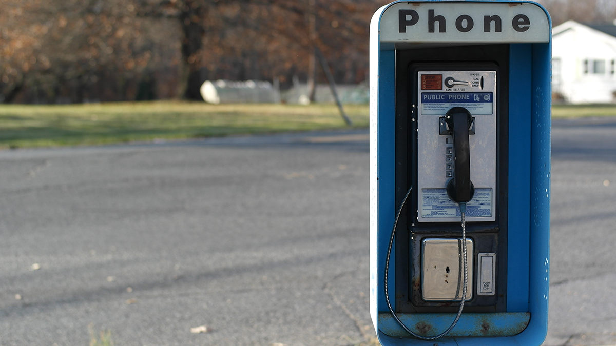 Here's how to get free calls at the Briar Patch.