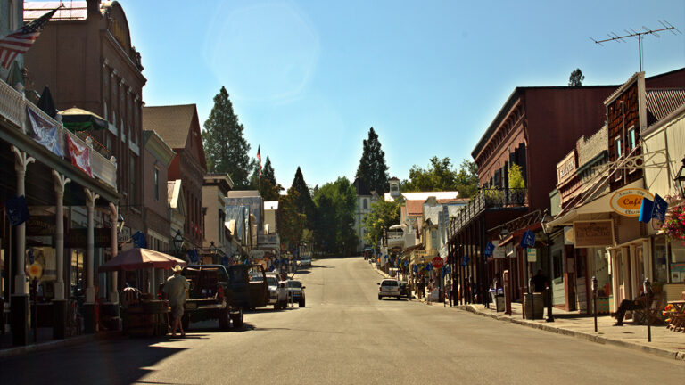 Board of Supervisors Declare Nevada City the Capital of Grass Valley