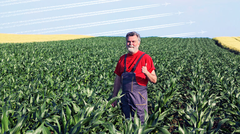Kansas Farmer Denies Meeting Traveling Nevada City Activist