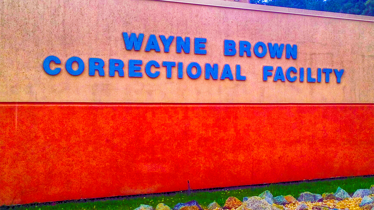 The Wayne Brown Correction facility is going to feature a frozen yogurt shop.