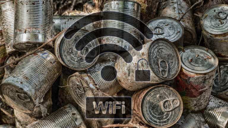 Report: WiFi Might Be Poisoning Your Armageddon Supplies