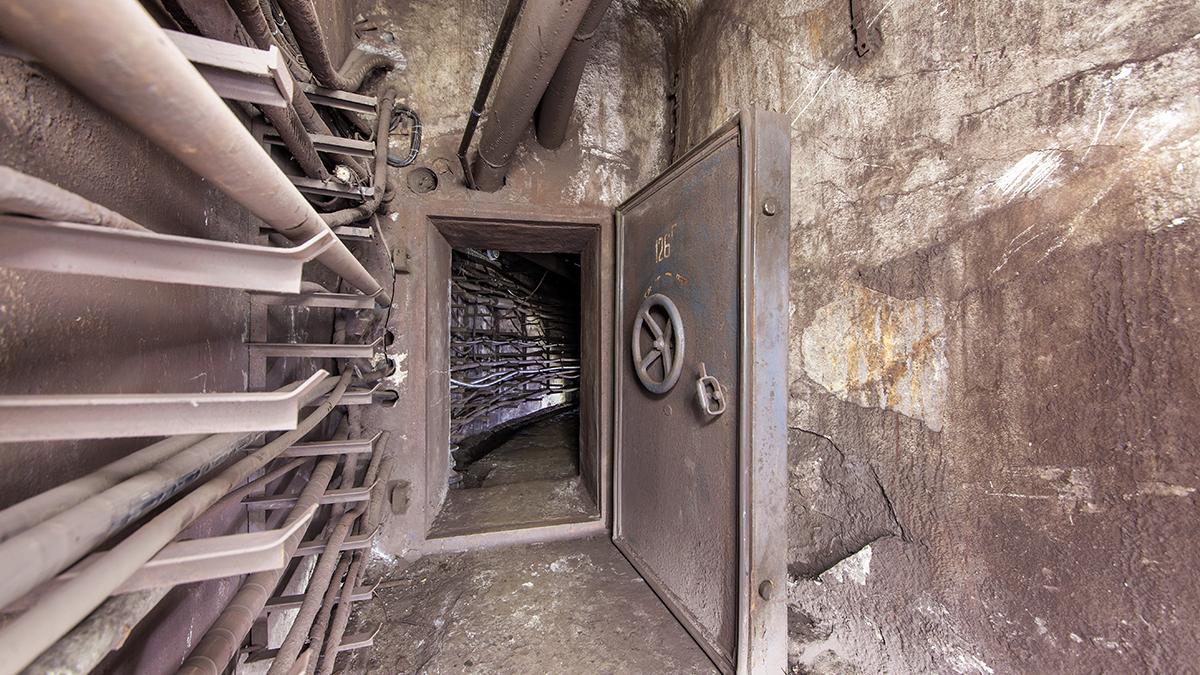 Scientology Building Secret Vault in Graniteville, California