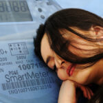 """Brenda """"Dusty"""" Woods of Nevada City, CA said her utility smart meter gives her vivid dreams."""