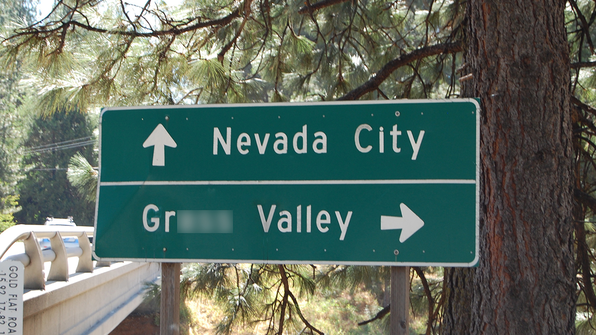 Nevada City is Safe… Unless the Urban Dictionary Invents a New, Nasty Definition For It