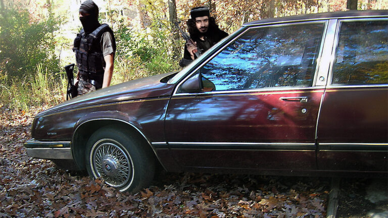 ISIS Targets Area Man's 1989 Buick LeSabre