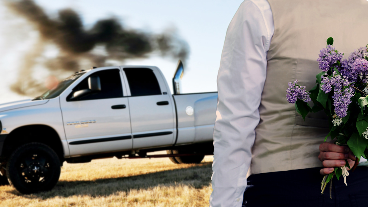 Penn Valley Man Legally Marries His Dodge Truck