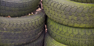 """Area caller into KNCO's Swap Shop insists that his tires for sale are """"like new."""""""