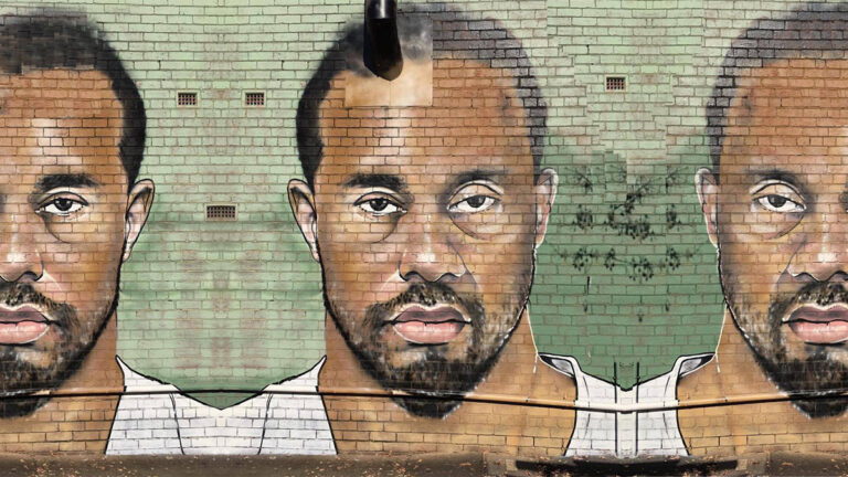 Tiger Woods Threatens to Sue Grass Valley Over Mural