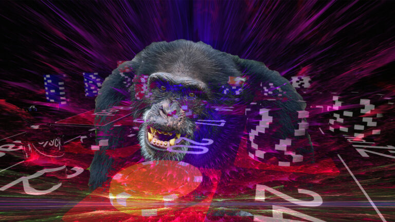 Area Man Recounts His Long Relationship with Secret Psychedelic Casino Chimp