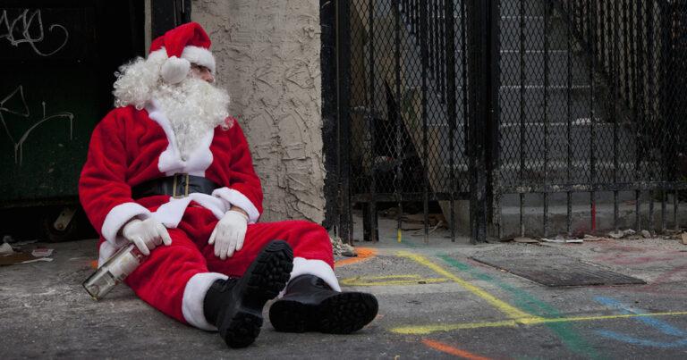 North San Juan Man: Santa Claus Is Not Real