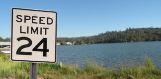 A committee at the Lake Wildwood gated community has voted to lower the speed limit to 24mph.
