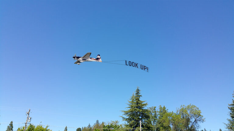 Nevada County Celebrates Its Longest Consecutive Chemtrail-free day