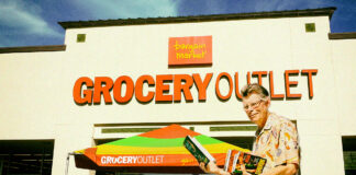 Famous author Stephen King spotted in local Grocery Outlet, and his appearance was captured by an area poet.