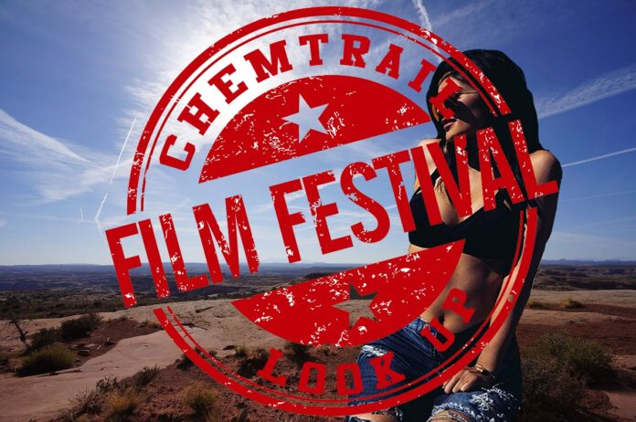 The traveling Chemtrail Film Festival will be visiting several