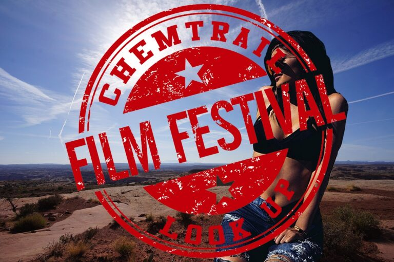 Chemtrail Film Festival Coming To Nevada City, CA