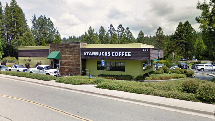 Cedar Ridge resident and frequent Starbucks patron Janet Williams didn't remember why she was in the popular chain's drive-thru located on Freeman Lane.
