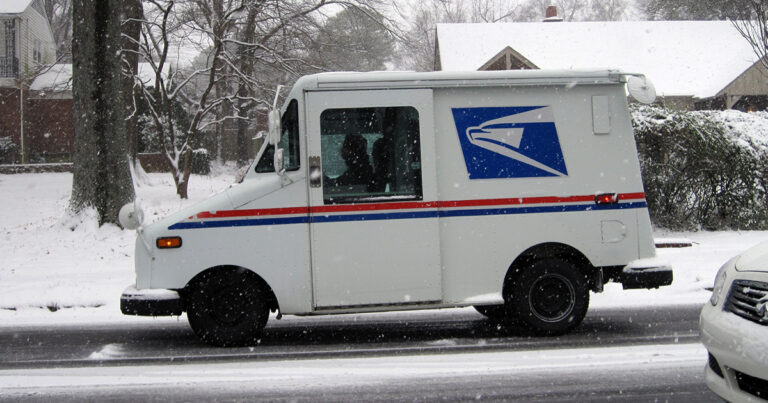 """Area Postal Workers Having Second Thoughts About This """"Rain/Sleet/Snow"""" Thing"""