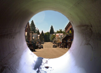 In a landmark decision, Grass Valley has voted to allow its human waste to be used by neighboring Nevada City.