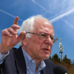 Bernie Sanders Calls for Eco-Friendly Chemtrail Reform