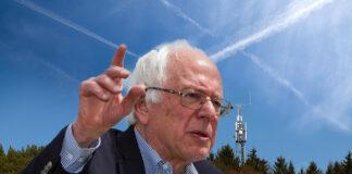 Bernie Sanders Calls for Eco-Friendly Chemtrail Reform