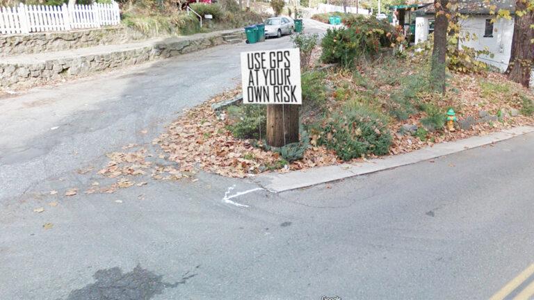 Meet the Nevada City Neighborhood Where GPS Mysteriously Doesn't Work