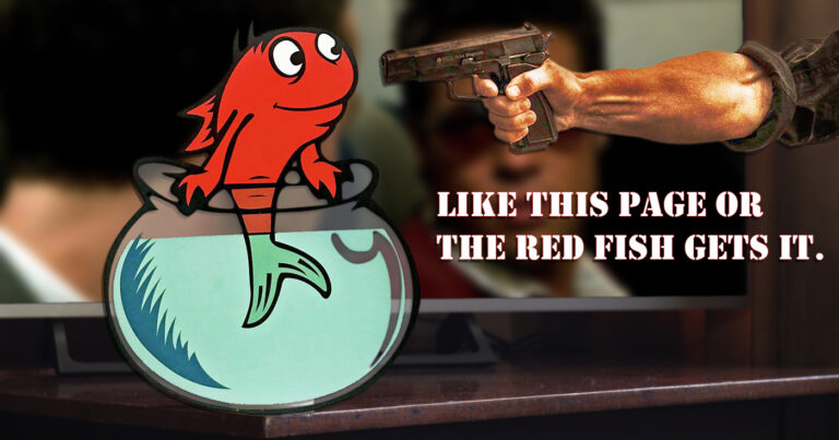 Red Fish Who Publishes Shit Remarkably Angers People