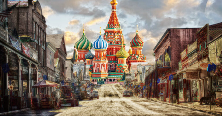 Nevada City's Deep Connection to Russian Oligarchs