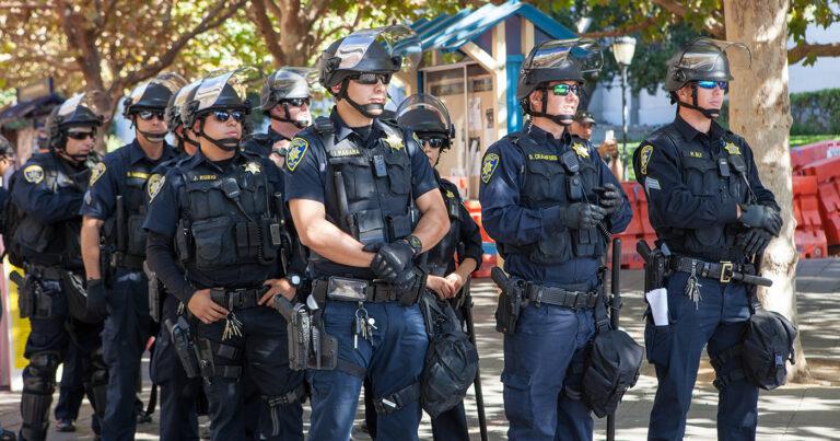 Rocklin, CA Braces for Black Lives Matter/ANTIFA Protests